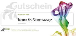 Mouna Kea Stonemassage