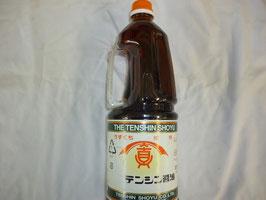 テンシンうすくち醤油1.8L 2500g