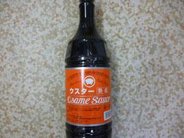 オサメウスターソース熟成1.8Lぺットボトル