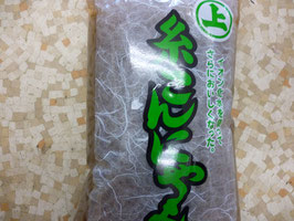糸こんにゃく(黒) 200g