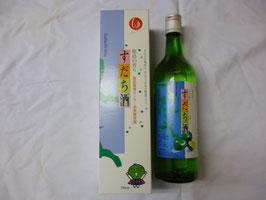 すだち酒 720ml
