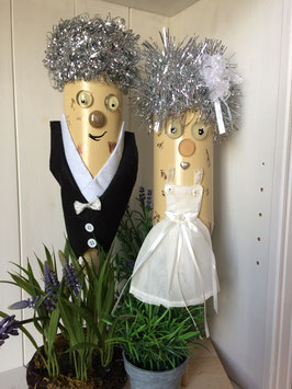 "Brautpaar   ""Silberhochzeit"""