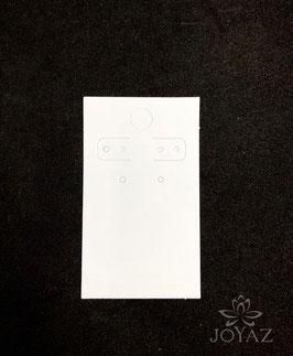 """Inserto de cartón 2x3 """" paquete de 10 piezas"""