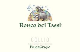 2018 Pinot Grigio DOC, Ronco dei Tassi