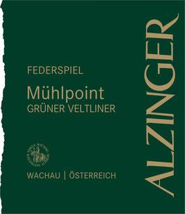 2019 Grüner Veltliner Federspiel Mühlpoint, Alzinger