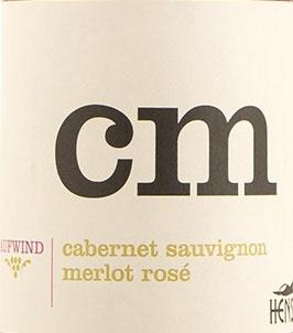 2019 Aufwind CM Cuvee Rosé QbA trocken, Hensel