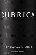 2016 Rubrica tinto, Duarte