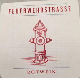 2016 Aufwind Cuvee Rot (Feuerwehrwein) QbA trocken, Hensel