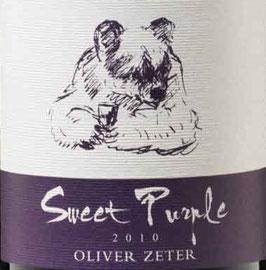 2014 Sweet purple süss 0,5 l Flasche, Zeter
