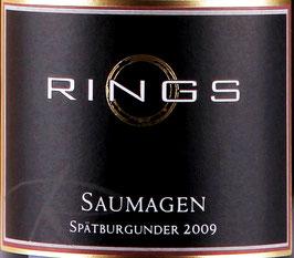2015 Spätburgunder Saumagen Großes Gewächs, Rings