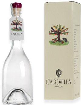 Distillato di Uva Moscato rosa 0,5 l Flasche, Capovilla