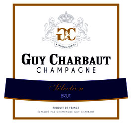 Champagner Guy Charbaut Selection brut, Charbaut