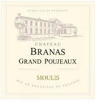 2013 Château Branas Grand Poujeaux