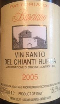 2005 Vin Santo del Chianti Rufina Passito DOC süss 0,375 l Flasche, Masi Renzo