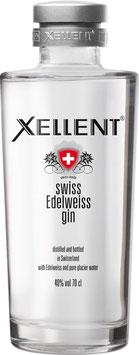 Xellent Swiss Edelweiss Gin 0,7 l Flasche