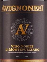 2015 Vino Nobile di Montepulciano DOCG, Avignonesi