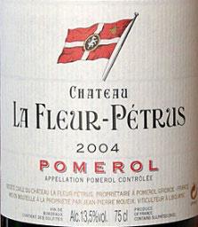 2008 Château La Fleur Pétrus