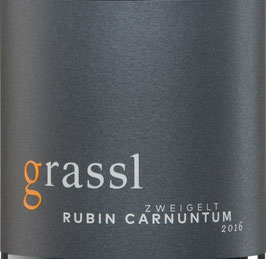 2019 Zweigelt Rubin Carnuntum, Grassl
