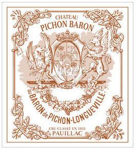 2015 Château Pichon Longueville Baron