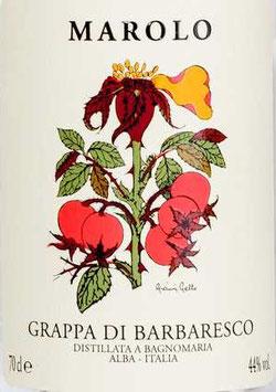 Grappa di Barbaresco 0,7 l Flasche, Marolo