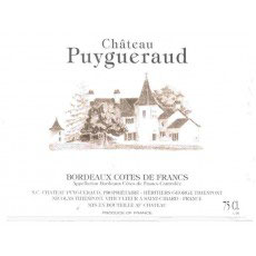 2016 Château Puygueraud