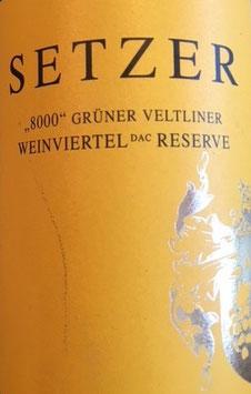 2015 Grüner Veltliner 8000 Reserve, Setzer