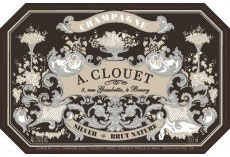 Champagner Silver Grand Cru brut nature (non-dosage), Clouet