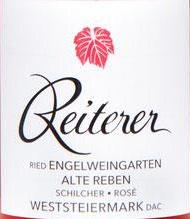 2018 Schilcher Engelweingarten Alte Reben, Reiterer