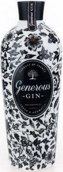 Generous Gin, 0,7 l Flasche