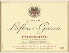 2011 Château Lafleur Gazin