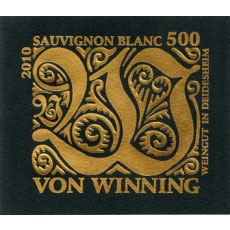 2017 Sauvignon blanc 500, Winning