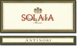 1995 Solaia IGT, Antinori