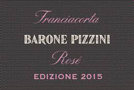 Franciacorta Rosé extra brut Edizione 2016 DOCG, Pizzini