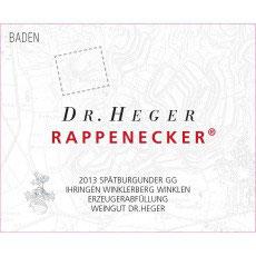 2015 Spätburgunder Ihringer Winklerberg Rappenecker Grosses Gewächs, Heger