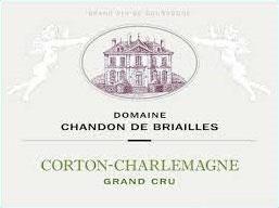 2018 Corton-Charlemagne Grand Cru, Chandon de Briailles