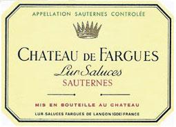 2009 Château de Fargues