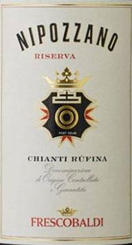 2012 Chianti Rufina Riserva Nipozzano DOCG Magnum in OHK, Frescobaldi