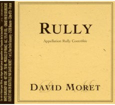 2018 Rully, David Moret