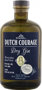 Dutch courage dry Gin, 0,7 l Flasche
