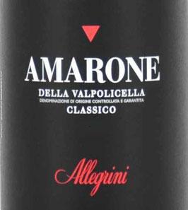 2016 Amarone Classico Superiore, Allegrini