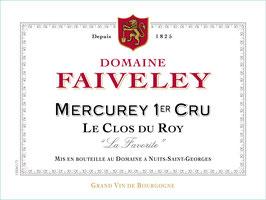 2018 Mercurey Clos du Roi 1er Cru, Faiveley