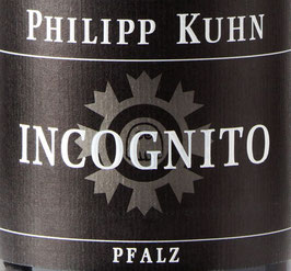 2017 Incognito QbA trocken, Kuhn