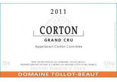2018 Corton Grand Cru, Tollot-Beaut