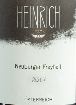 2014 Neuburger Freyheit (Naturwein), Heinrich