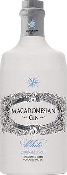 Macaronesian white Gin, 0,7 l Flasche