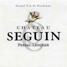 2016 Château Seguin