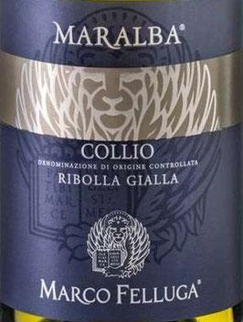2018 Ribolla gialla Maralba Collio DOC, Felluga