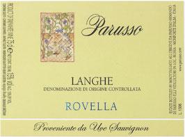 2017 Sauvignon Blanc Bricco Rovella DOC, Parusso