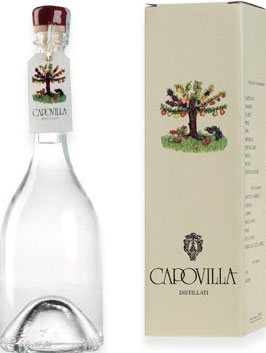 Distillato Ciliegie Duroni (Süsskirsche) 0,5 l Flasche, Capovilla