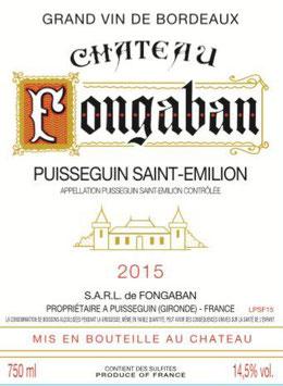 2016 Château Fongaban